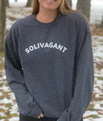 Solivagant Crew Neck Sweatshirt