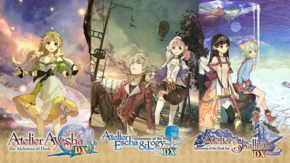 Atelier Dusk Trilogy Deluxe Pack - PC Download