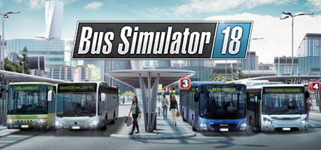 Bus Simulator 18 - PC Download
