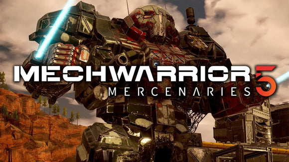 MechWarrior 5 Mercenaries - PC Download