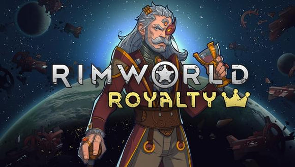 RimWorld Royalty FULL GAME WITH DLC - PC Download