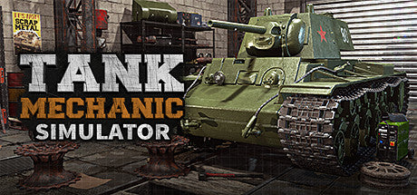 Tank Mechanic Simulator - PC Download