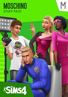 The Sims 4 Moschino Stuff Pack  - PC Download