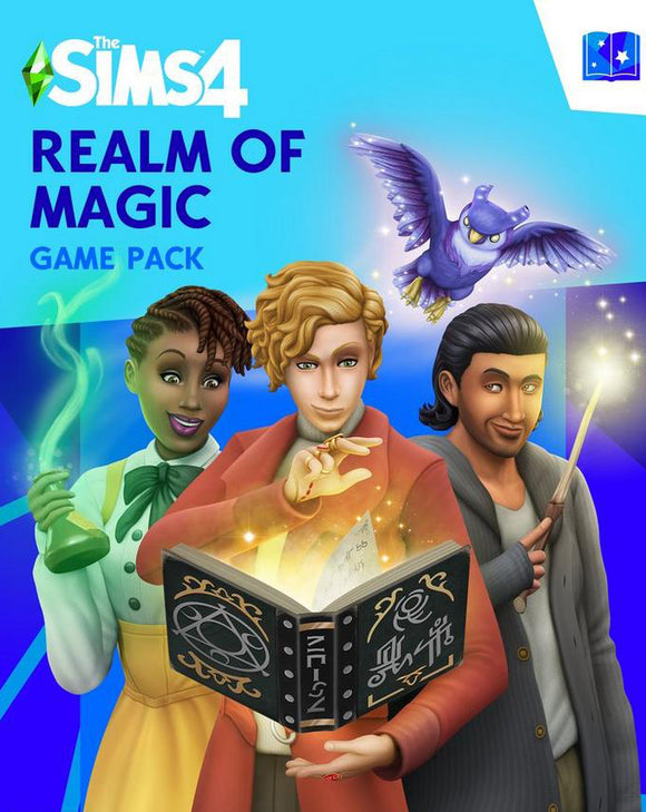 The Sims 4 Realm of Magic - PC Download