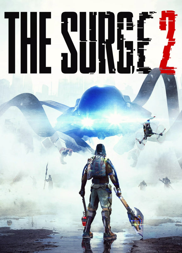 The Surge 2 Full Game with DLC - PC Download