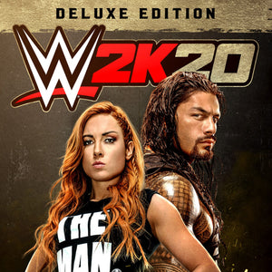 WWE 2K20 Deluxe Edition - PC Download