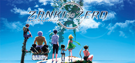 Zanki Zero Last Beginning - PC Download