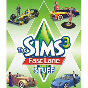 The Sims 3 Fast Lane Stuff Pack - PC Download