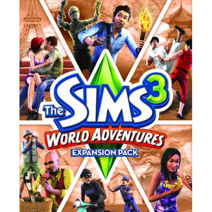 The Sims 3 World Adventures Expansion Pack - PC Download