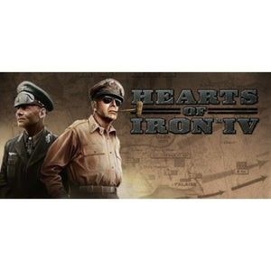Hearts of Iron IV - PC Download
