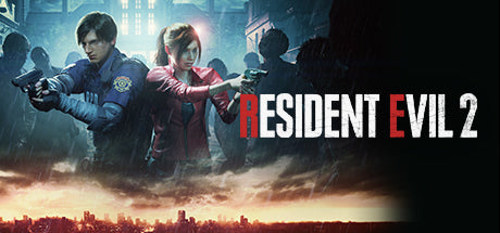 Resident Evil 2 PC Download Video Game Windows Computer (Remake 2019)