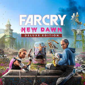 Far Cry New Dawn Deluxe Edition PC Download Video Game Windows Computer