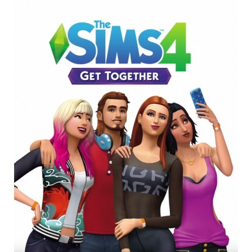 The Sims 4 Get Together Expansion - PC Download