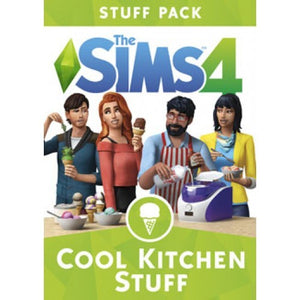 The Sims 4 Cool Kitchen Stuff Expansion Pack - PC Download