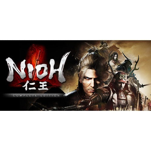 Nioh Complete Edition - PC Download