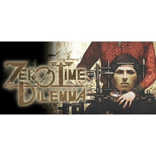 Zero Escape Zero Time Dilemma - PC Download