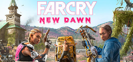 Far Cry New Dawn PC Download Video Game Windows Computer