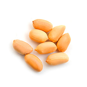 <p>Peanuts are a great source of plant-based protein, are high in minerals, fiber and antioxidants. They also reduce the risk of heart disease and gallstones.</p>