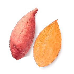 <p>Sweet potatoes are highly nutritious as they are a great source of fiber, vitamins and minerals. They promote good gut health and the antioxidants they contain may help protect against certain cancer types. They are also very rich in beta-carotene which supports good vision and a strong immune system.</p>