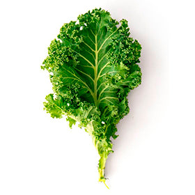 <p>Kale is one of the most nutrient-dense foods on the planet. It contains huge amounts of Vitamin A, Vitamin K and Vitamin C. It is also loaded with antioxidants and beta-carotene.</p>