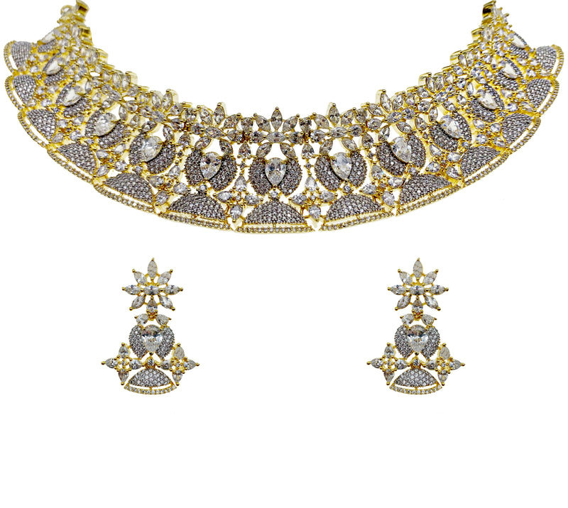 product-crown-pave-flowers-necklace-and-earrings-set-kamal-beverly-hills