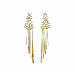 Diamondesque Chime Earrings