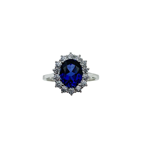 product-diana-sapphire-diamondesque-halo-ring-kamal-beverly-hills
