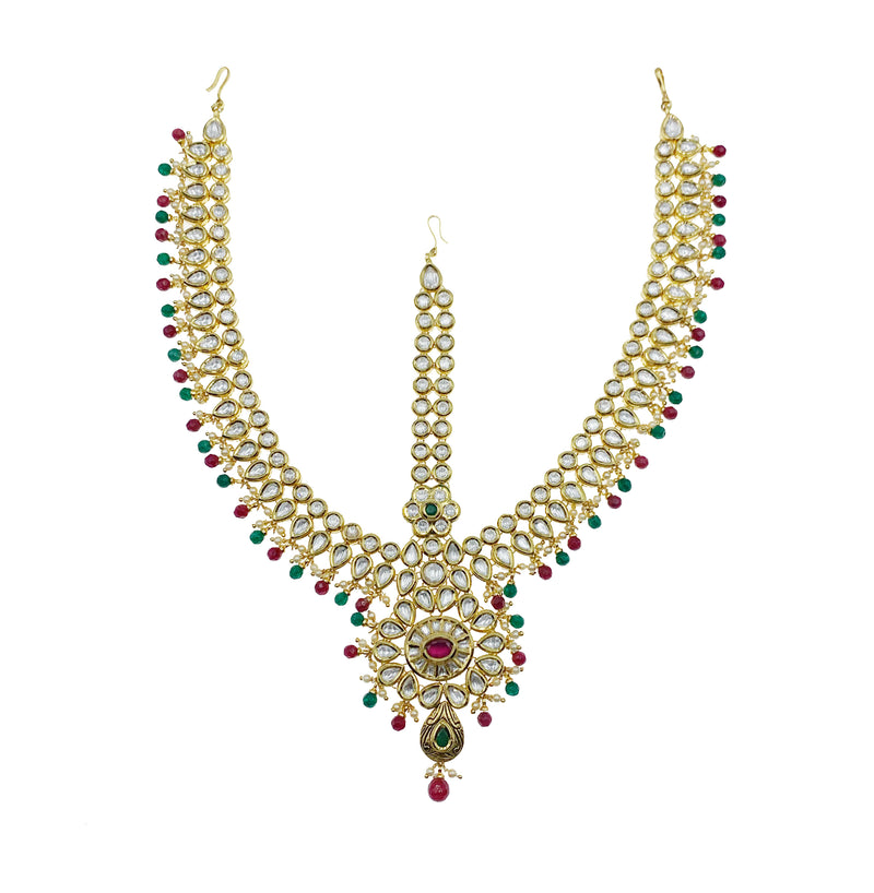 product-emerald-ruby-and-kundan-mathapati-headpiece-kamal-beverly-hills