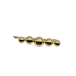 Multi Gold Ball Hair Pin