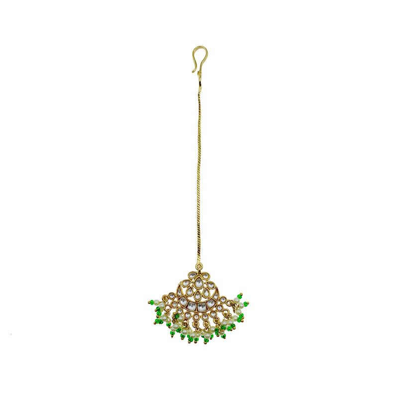 product-petite-kundan-and-emerald-flower-tikka-kamal-beverly-hills