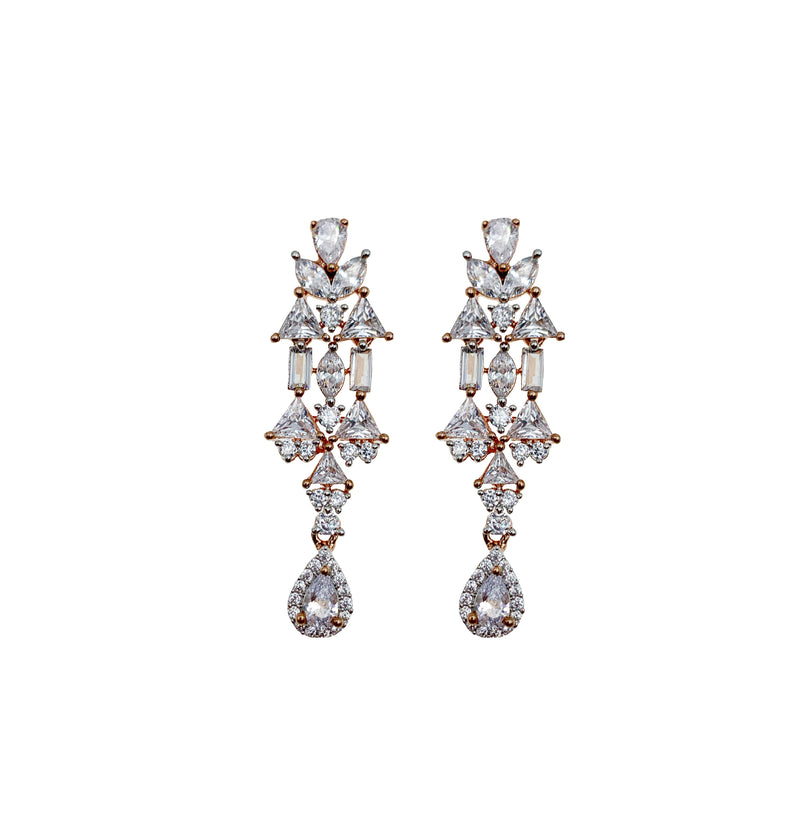 product-rose-gold-geo-triangles-teardrop-necklace-and-earrings-set-kamal-beverly-hills