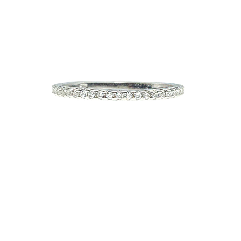Dainty Eternity Band Ring