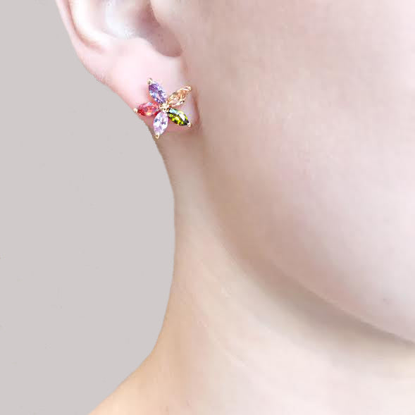 product-multi-flower-stud-earrings-kamal-beverly-hills