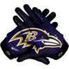 Baltimore Ravens Football Gloves