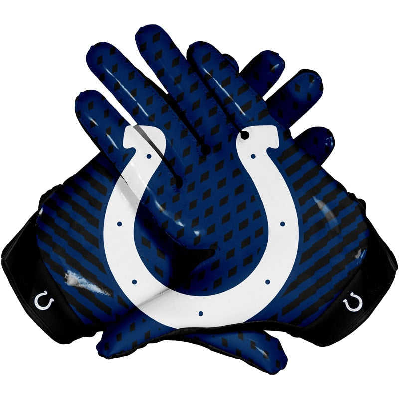 indianapolis colts football gloves