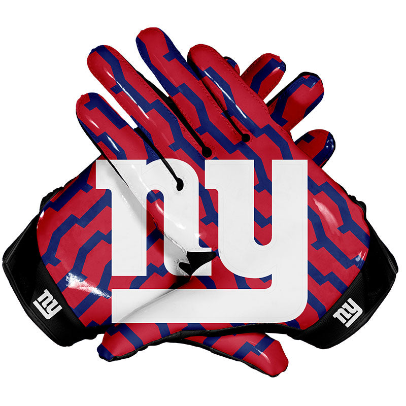 quality design d5a50 bf32e New York Giants Football Gloves