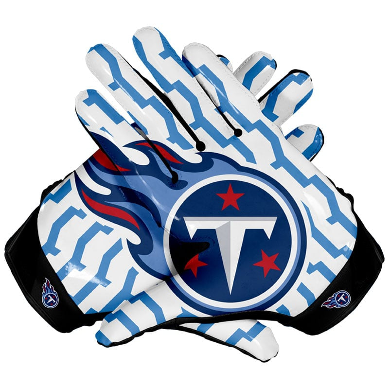 Tennessee Titans Football Gloves