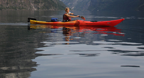 How to pick suitable kayak and waterproof gear