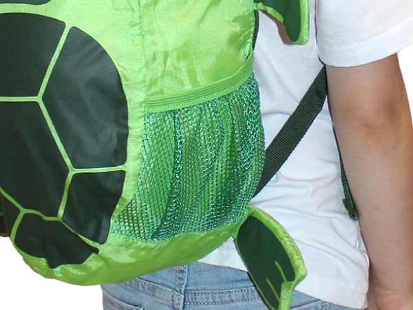 Kids Waterproof Backpack - Turtle