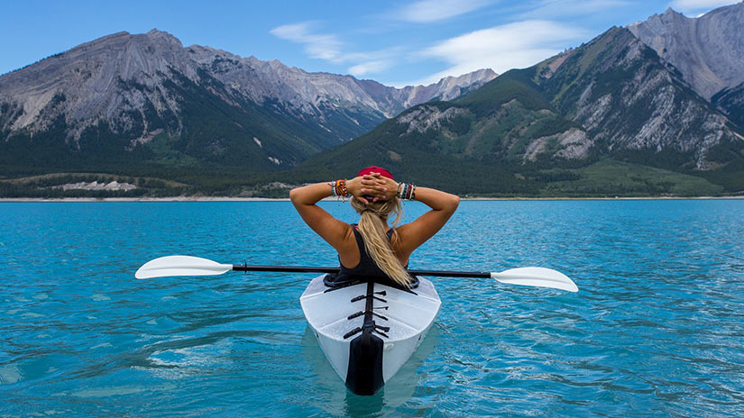 OverBoard Blog - How to pick suitable kayak and waterproof gear