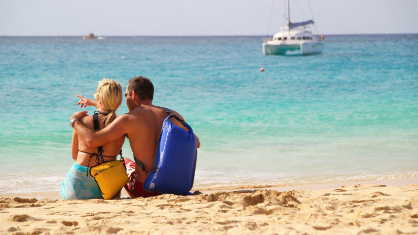 OverBoard BLog - What to do with your valuables while at the beach