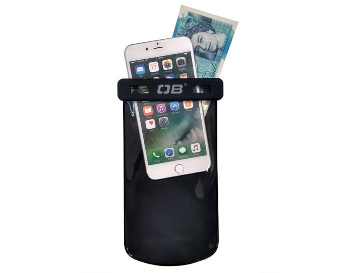 OB1009BLK Waterproof Phone / Accessories Case