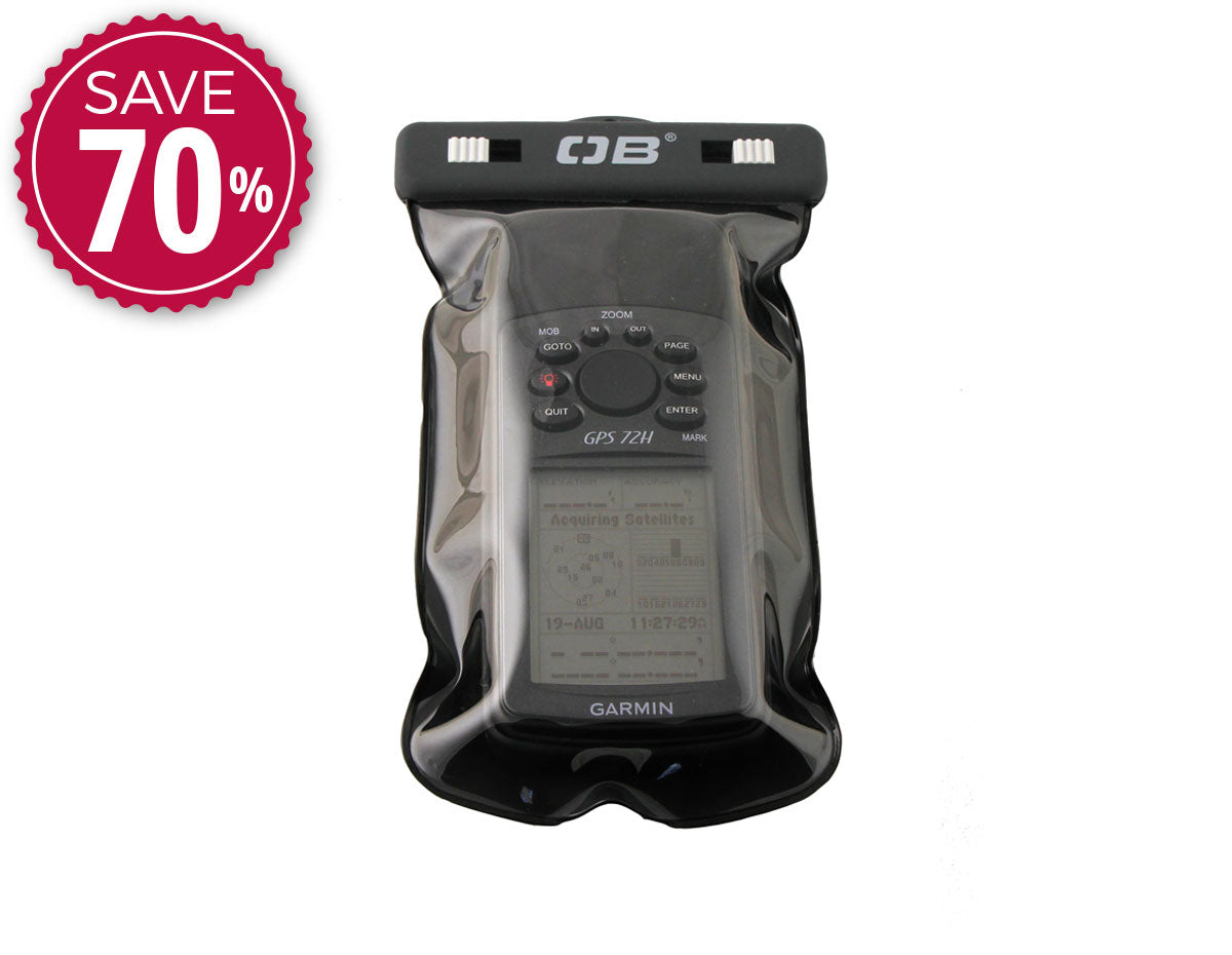 OB1009BLK Waterproof GPS Case