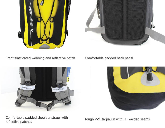 Waterproof Backpack - 30 Litres