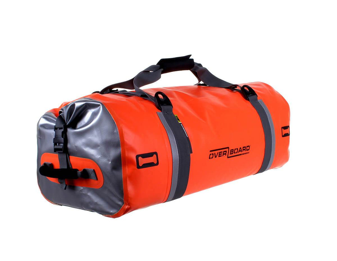 Pro-Vis Waterproof Duffel Bag - 60 Litres