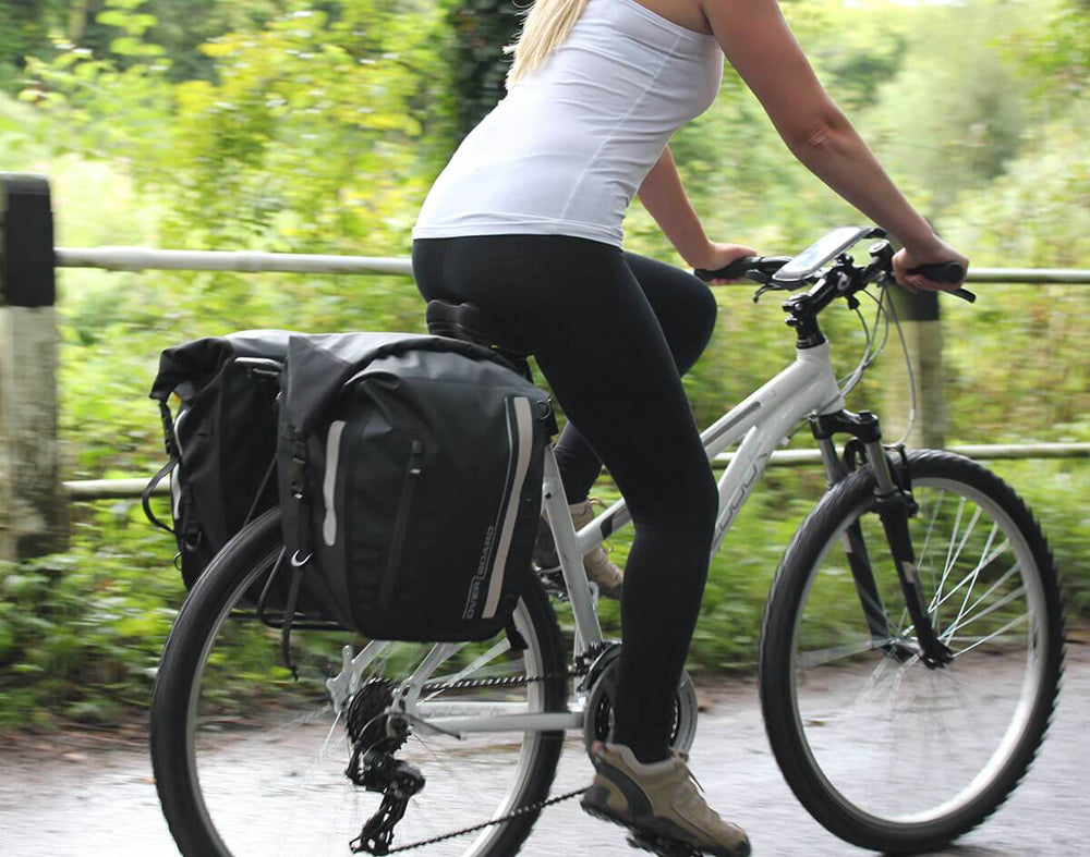 Waterproof Pannier for Cyclists | OverBoard