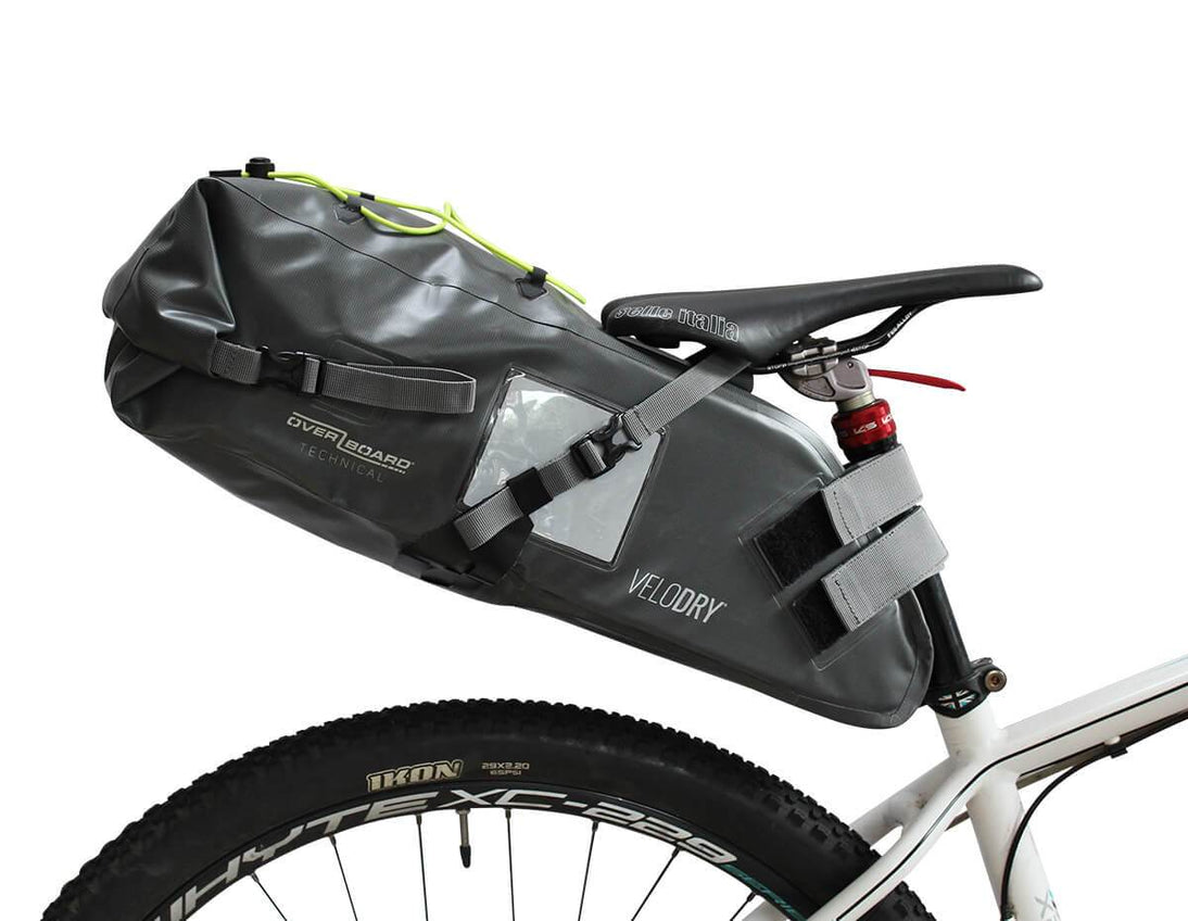 VeloDry® Waterproof Saddle Bag - 17 Litres