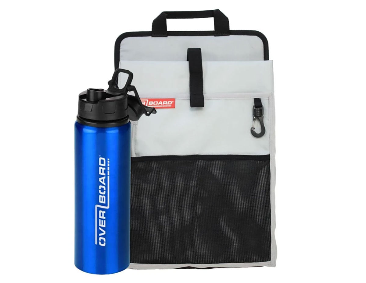Backpack Tidy – Large + Water Bottle