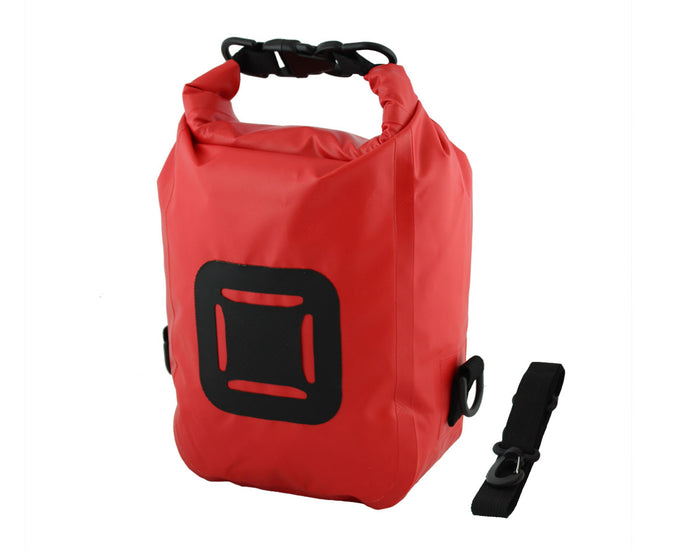 Waterproof First Aid Bag with Treatments - 3 Litres
