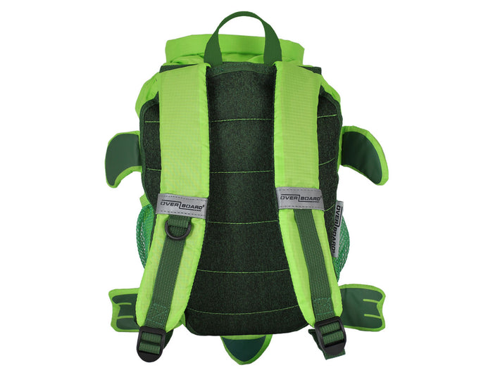 OverBoard Kids Turtle Waterproof Backpack - 11 Litres